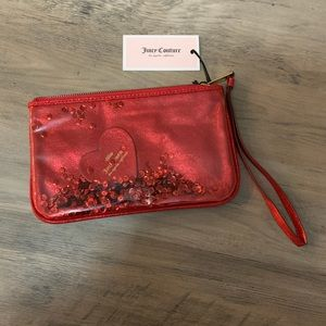 NWT Juicy Couture clutch style wallet!
